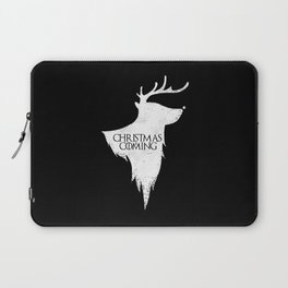 Christmas is Coming Laptop Sleeve