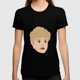 Angela Lansbury as Jessica Fletcher from Murder She Wrote T-shirt