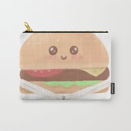 cute burger Carry-All Pouch