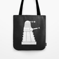 DOCTOR WHO - EXTERMINATE! Tote Bag