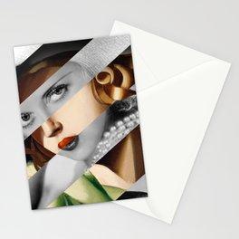 Tamara De Lempicka & Bette Stationery Cards