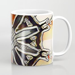 Shepard Abstract Coffee Mug