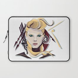 Queen Lagertha Laptop Sleeve