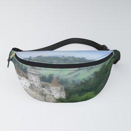 Castle Landscape Fanny Pack
