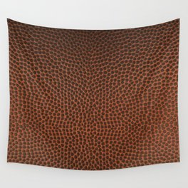 Football / Basketball Leather Texture Skin Wall Tapestry