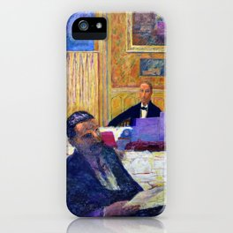 The Brothers Bernheim-jeune - Digital Remastered Edition iPhone Case