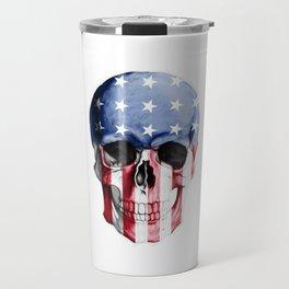 Skull EUA Travel Mug