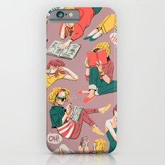 Reading Gals iPhone 6 Slim Case