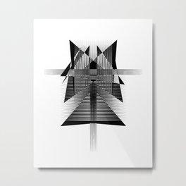 No. 2-20 Metal Print