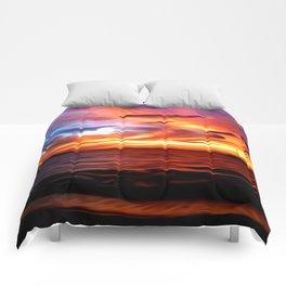 Honeymoon Sunset Comforters