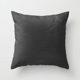 Versteck Throw Pillow