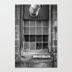 Window 3 Canvas Print