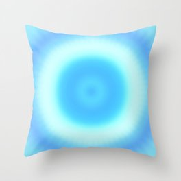 Ripple V Throw Pillow