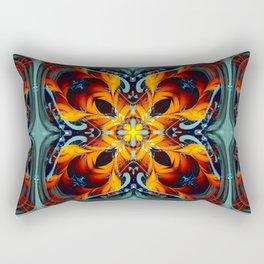 Mandala #7 Rectangular Pillow