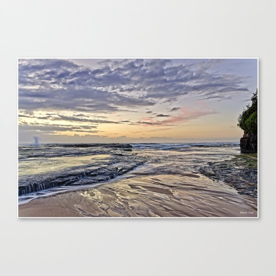 Life at Dawn Canvas Print
