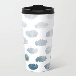 Cloudy Clouds Travel Mug