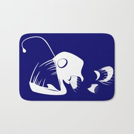 Deep Sea Fish Bath Mat