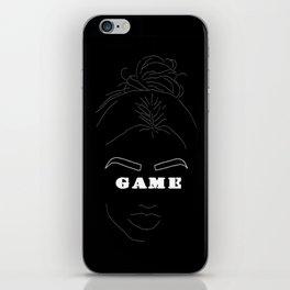 BrowGame iPhone Skin