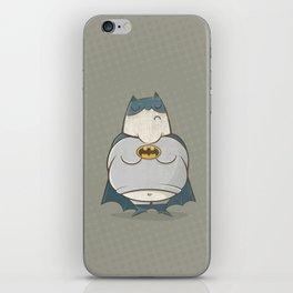 Too Fat To Bat iPhone Skin