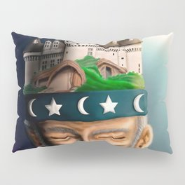 thoughtful wise Pillow Sham