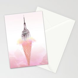 Building Afloat, Welcome to New York Stationery Cards