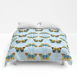 Bird skull pattern Comforters
