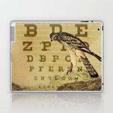 eye chart I Laptop & iPad Skin