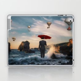 A la Magritte Laptop & iPad Skin