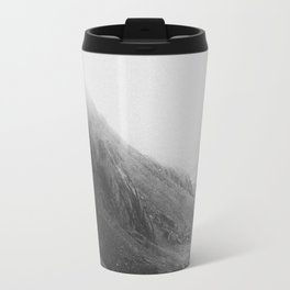THE MOUNTAINS II / Snowdon, Wales Travel Mug