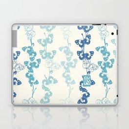 Azure Lullabies Laptop & iPad Skin