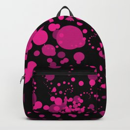 Pink Bubbles Backpack