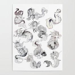 Mermaids! Poster