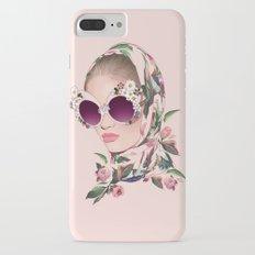 Flower Power iPhone 7 Plus Slim Case