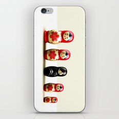 The Black Sheep 3D iPhone & iPod Skin