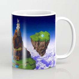 Floating Kingdom of ZEAL - Chrono Trigger Coffee Mug