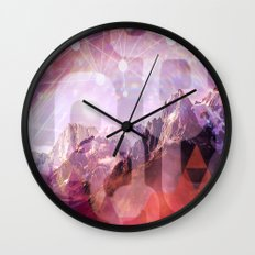 Pure Bliss Wall Clock