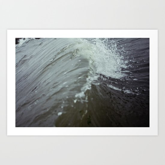 Atlantic #1 Art Print
