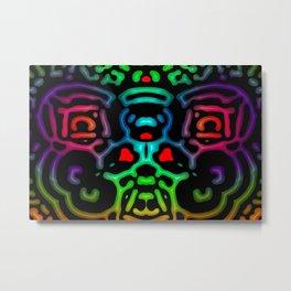 Colorandblack series 816 Metal Print