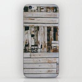 wharf iPhone Skin
