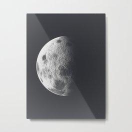 Moon Poster Metal Print