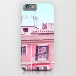 Summer Paradise iPhone Case