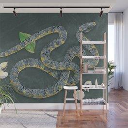 King Snake Wall Mural