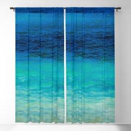 SEA BEAUTY Blackout Curtain