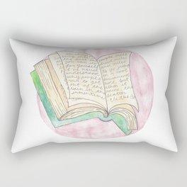 Read On Rectangular Pillow