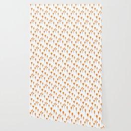 fleurs d'orange trois Wallpaper