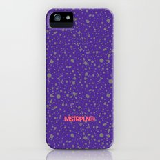 Trail Status / Mountain Purple Slim Case iPhone (5, 5s)