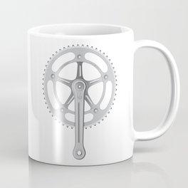 Campagnolo Track Chainset, 1974 Coffee Mug