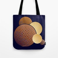 planets Tote Bags featuring - planets - by Digital Fresto