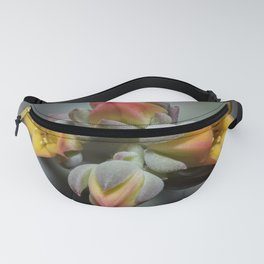 Succulent Blossom Fanny Pack