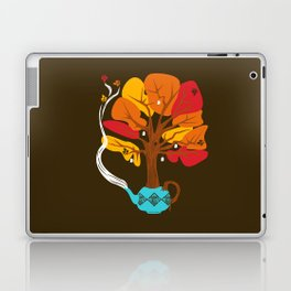 Tea Leaves Laptop & iPad Skin